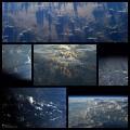 宇宙ステーションから撮影された雲の影が美しい写真(6枚)