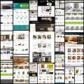 家具のECサイトをモチーフにしたプレミアムWordpressテーマ(20個+)