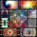 Andy Gilmoreによる幾何学模様なイラストアート(9枚)
