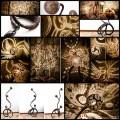 ココナッツやコルクで作られた神秘的なランプシェード(写真13枚)