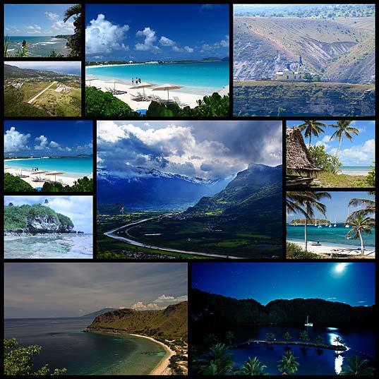 小さくても観光が目玉で人気がある国(写真10枚)