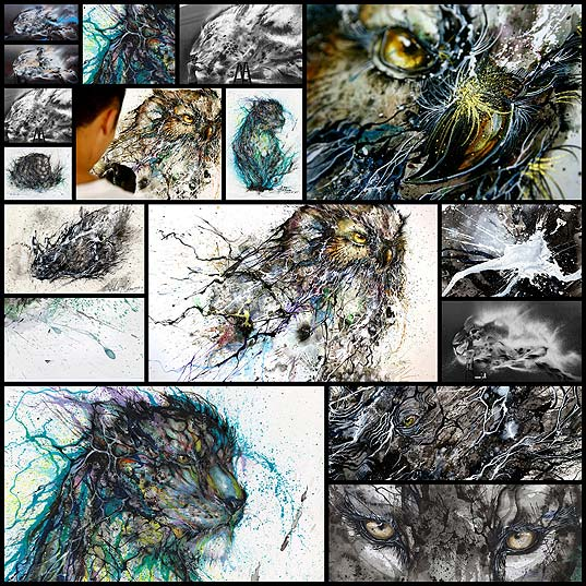 splattered-ink-animal-portraits-by-hua-tunan17