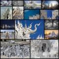 ガウディもビビリそうなタイのカオスな寺院「ワットロンクン(ホワイトテンプル)」の写真(15枚)