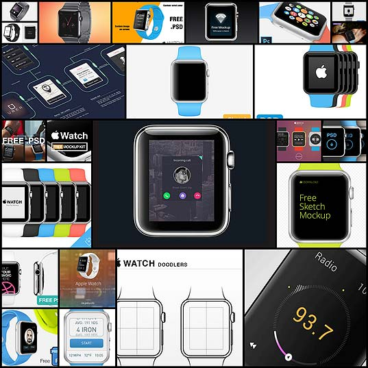 24-free-apple-watch-templates