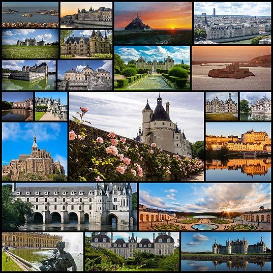 フランスの最も美しいお城トップ10(写真22枚)