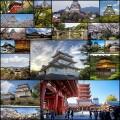 ロシアブログによる日本の城と寺社のまとめ(写真20枚)