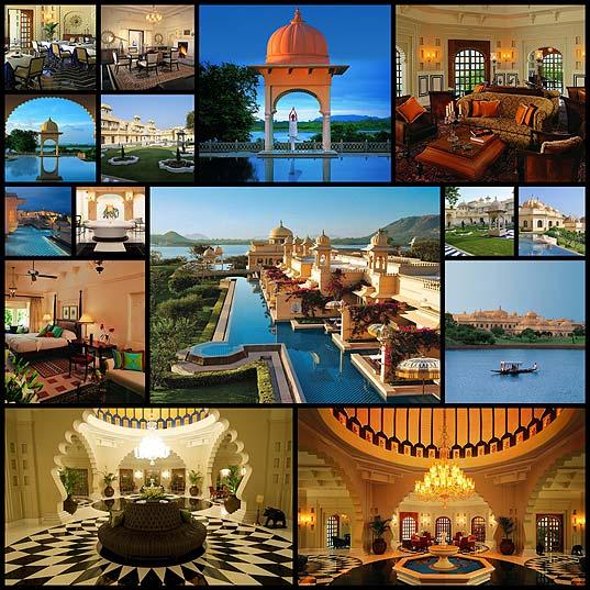 インドで最も豪華なホテル(写真15枚)