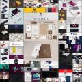 ロゴからステーショナリーまで、お洒落な企業のブランディング・アイデンティティデザイン(25例)