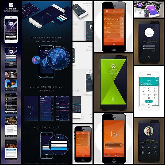 参考にしたいスマホアプリのコンセプトUI(画像12枚)