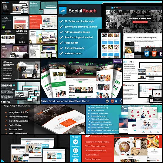 18-creative-responsive-wordpress-theme