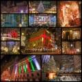 イルミネーションが綺麗なNYのクリスマス風景(12枚)