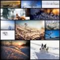 美しい冬の写真(12枚)