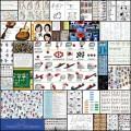 便利な画像が集まるスレ(インフォグラフィック・チートシート38枚)