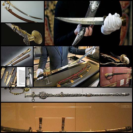 オークションで高額取引された鎌倉時代から中世ヨーロッパの刀剣10