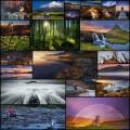 子連れフォトグラファーによる幻想的な風景写真(20枚)
