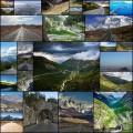 車で走ったら気持ちよさそうな世界のながーい道路の写真(25枚)