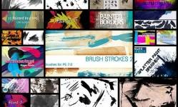 31-sets-of-free-photoshop-paint-brushes