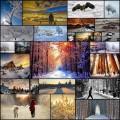 壁紙にしたくなる幻想的&美しい冬景色の写真(25枚)