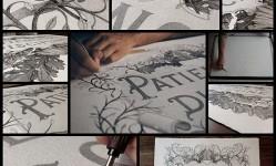 patience-discipline-typography-stippling-linework-remy-boire-xavier-casalta11
