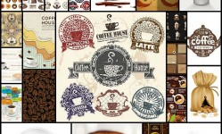 25-wonderful-coffee-related-vector-graphics-collection