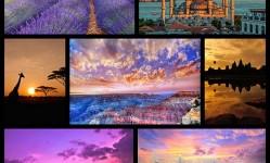 世界の美しすぎる夕焼け7
