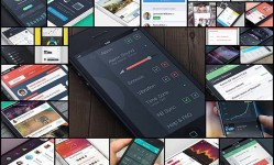 40-flat-iphone-app-user-interfaces