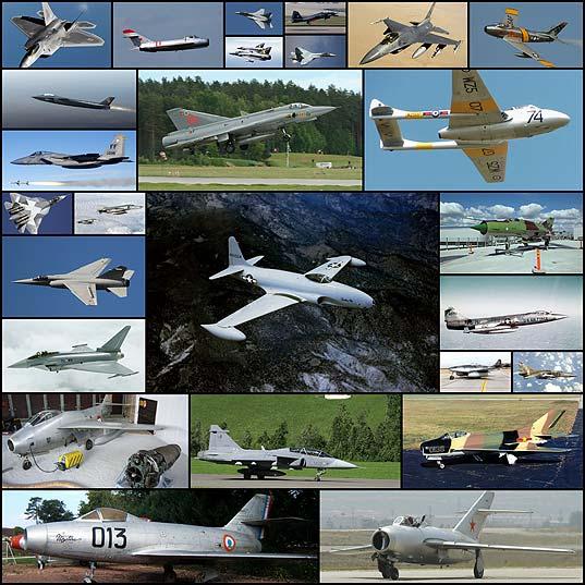 戦闘機の進化の歴史27