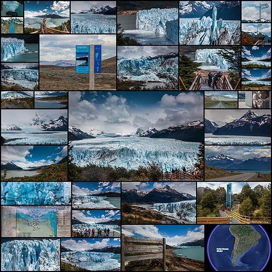 パタゴニア:ペリト·モレノ氷河34