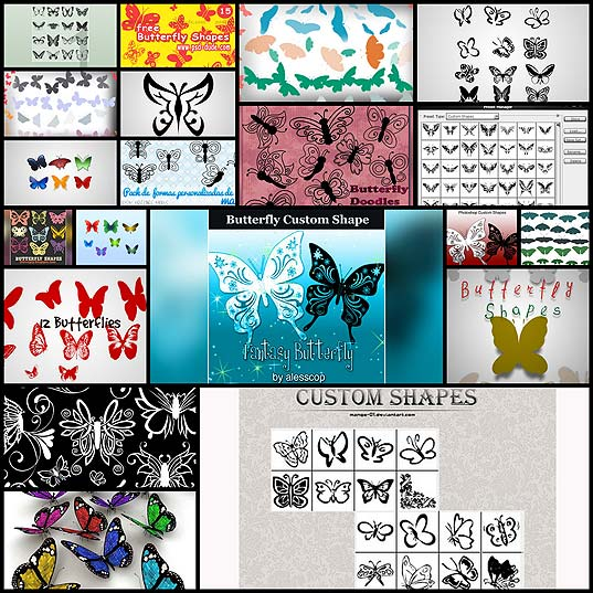 free-butterfly-custom-shapes-for-photoshop20