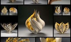 nature-porcelain-sculpture-glowing-gold-jennifer-mccurdy12