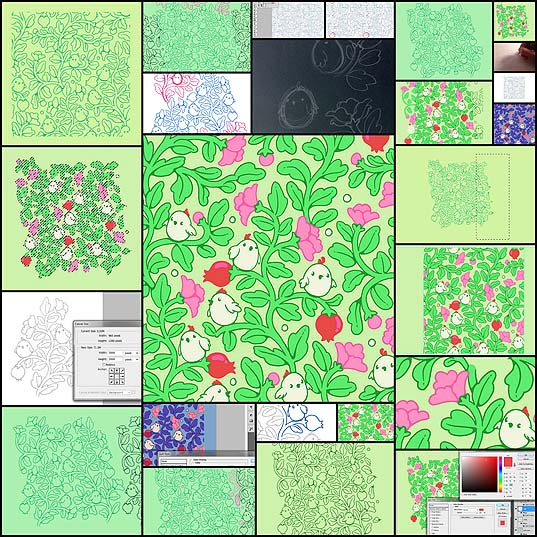 Create-a-Detailed,-Illustrative,-Seamless-Pattern-in-Adobe-Photoshop---Tuts+-Design-&-Illustration-Tutorial