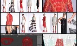 Студентка-напечатала-на-3D-принтере-целую-коллекцию-женской-одежды