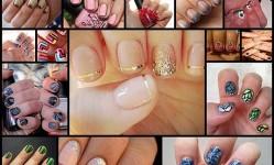 20-Perfectly-Simple-Short-Nails-Nail-Art-Designs