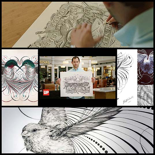 The-Incredible-Pencraft-of-Jake-Weidmann,-the-World's-Youngest-Master-Penman--Colossal