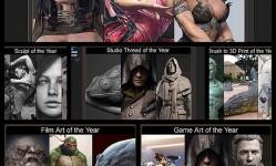 高クオリティーなZBrush作品が集合!『ZBrush-Awards-2015』ノミネート作品--CGトラッキング-世界のCGニュースを集めてみる