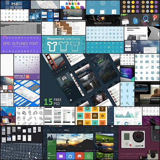 Best-of-2015-Coolest-UI-Kits,-Icons-and-Design-Elements-for-Free-Download
