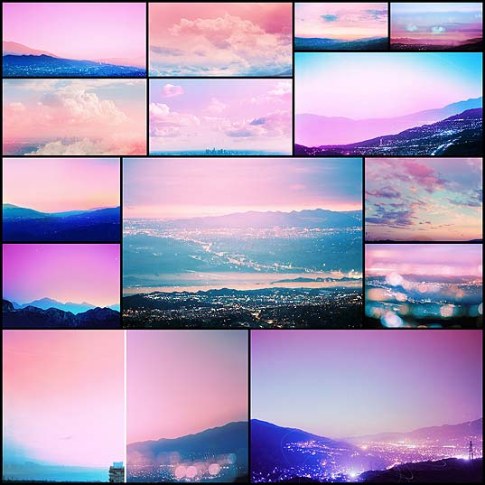 Gorgeous-Multiple-Exposure-Photos-Turn-Los-Angeles-into-a-Pastel-Dreamscape---My-Modern-Met