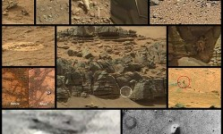 NASA's-Mars-Rover-Camera-Captures-a-Crab-like-Alien-on-the-Red-Planet-(13-pics-)-~-Crack-Two