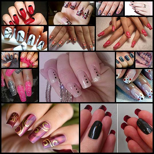 16-Simple-Nail-Art-for-Long-Nails-Ideas