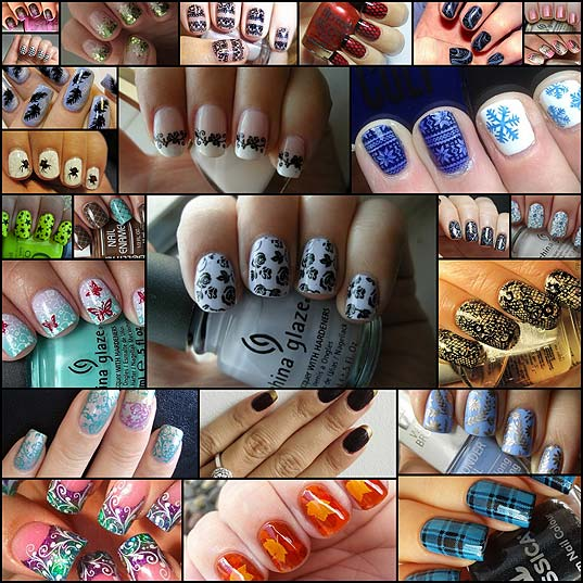 25-Easy-and-Amazing-Nail-Stamping-Examples