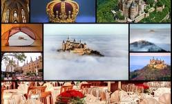 【ドイツ3大名城】天国に迷い込んだような「ホーエンツォレルン城」--TABIZINE~人生に旅心を~_3