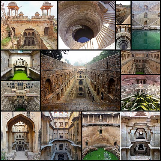 Journalist-Spends-Four-Years-Traversing-India-to-Document-Crumbling-Subterranean-Stepwells-Before-they-Disappear--Colossal