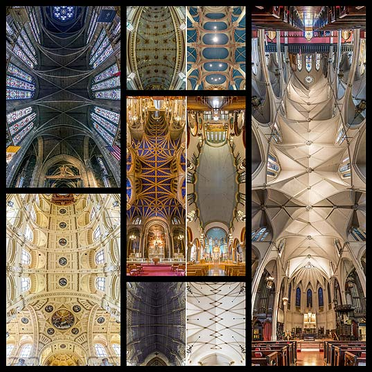 Vertical-Panoramic-Photographs-of-New-York-Churches-by-Richard-Silver--Colossal