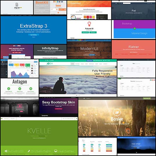 22-Useful-Bootstrap-Skins-for-Web-Developers
