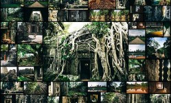 Photos-of-the-Ancient-Temples-of-Angkor,-Cambodia-~-Crack-Two