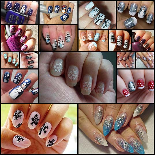 16-Snowy-Winter-Nail-Art-Ideas