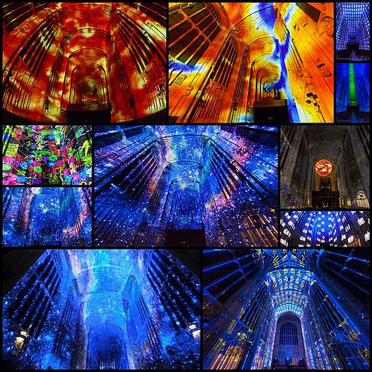 Projection-Mapping-on-King's-College-Chapel-Blends-16th-Century-Gothic-Architecture-with-Contemporary-Art---My-Modern-Met