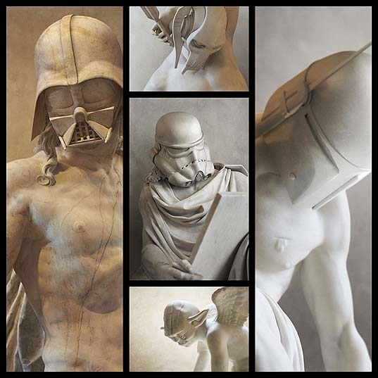 If-Star-Wars-Characters-Were-Ancient-Greek-Statues-«TwistedSifter