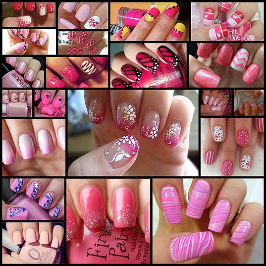 20-Pretty-Pink-Nail-Art-Designs