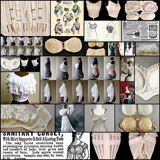 Увеличение-груди-100-лет-назад